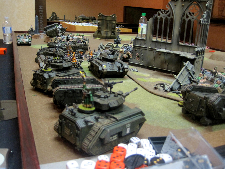 2010, Battle Report, Disable, Grand Tournament, Mechanicon