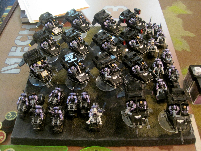 2010, Grand Tournament, Mechanicon, Rawenwing, Space Marines, Warhammer 40,000