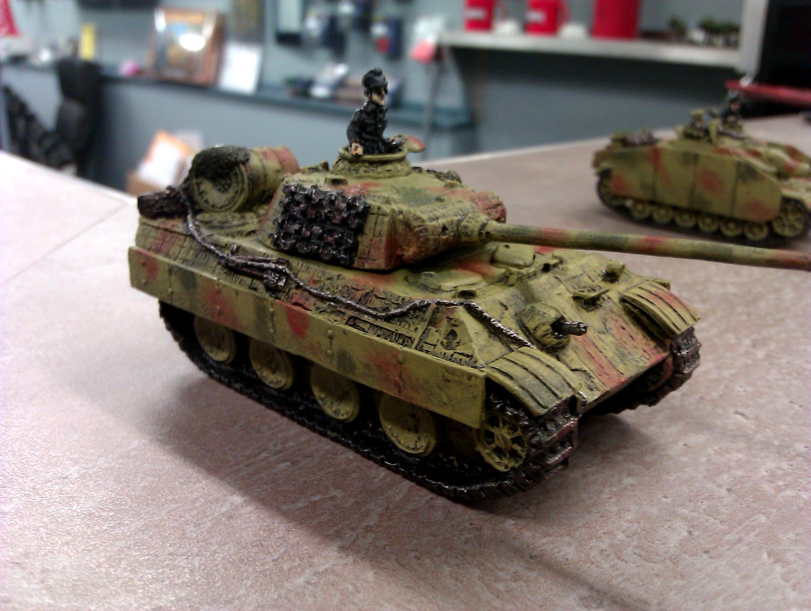 Flames Of War, Germans, Late War, Panzer