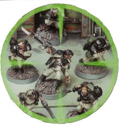 Cadians, Imperial Guard, Snipers