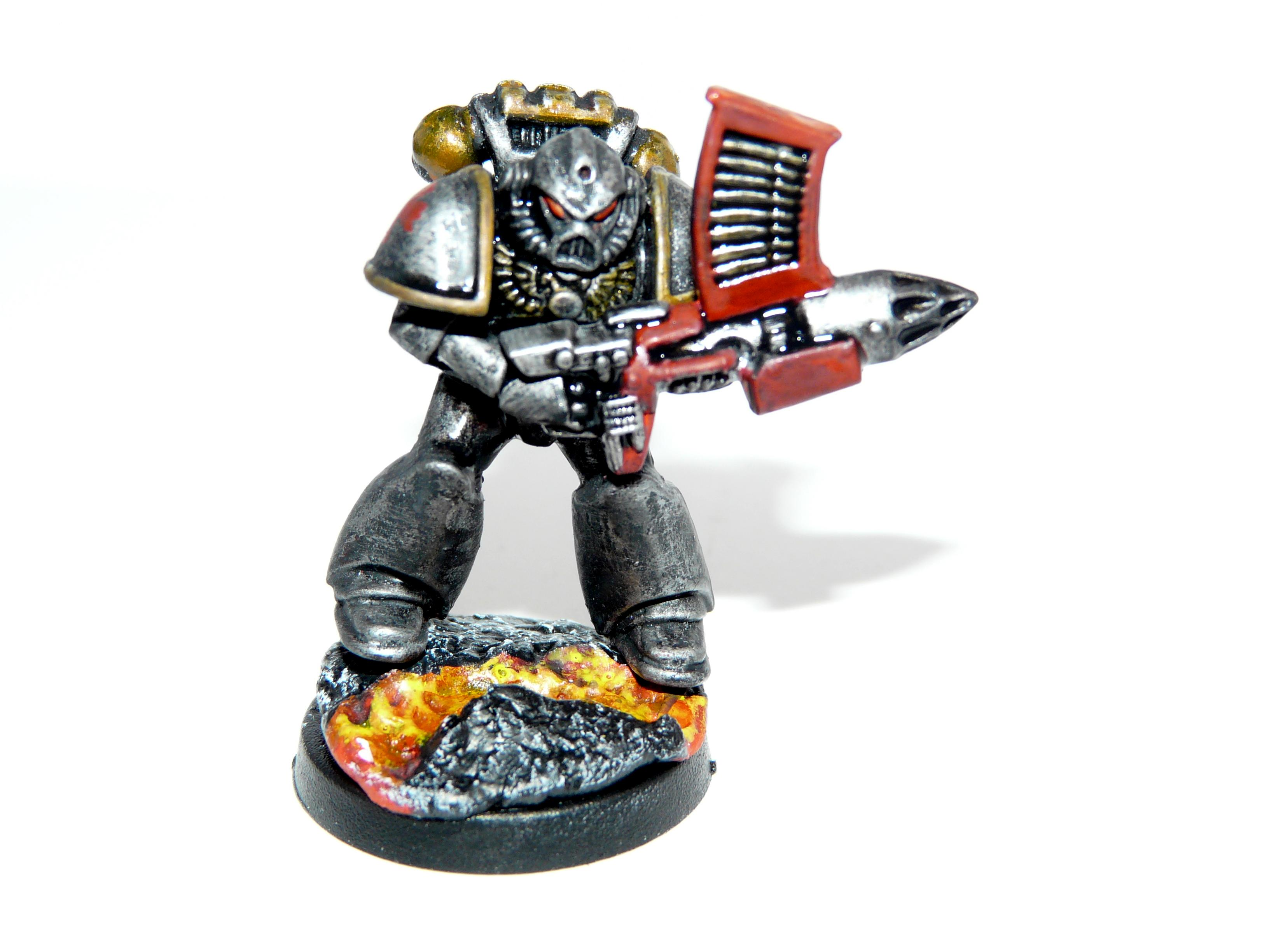 Space Crusade, Space Marines