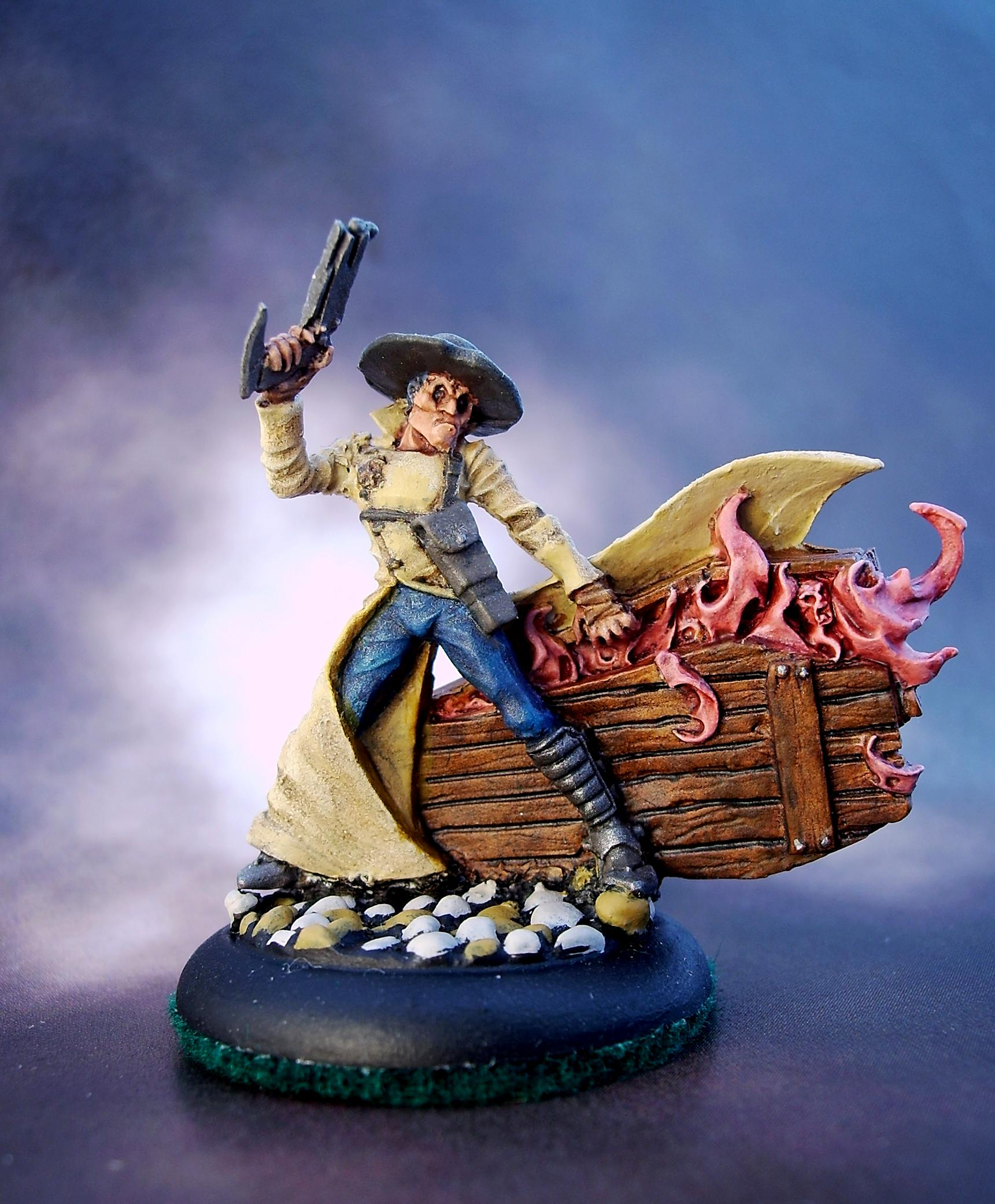 Death Marshall, Malifaux, The Guild