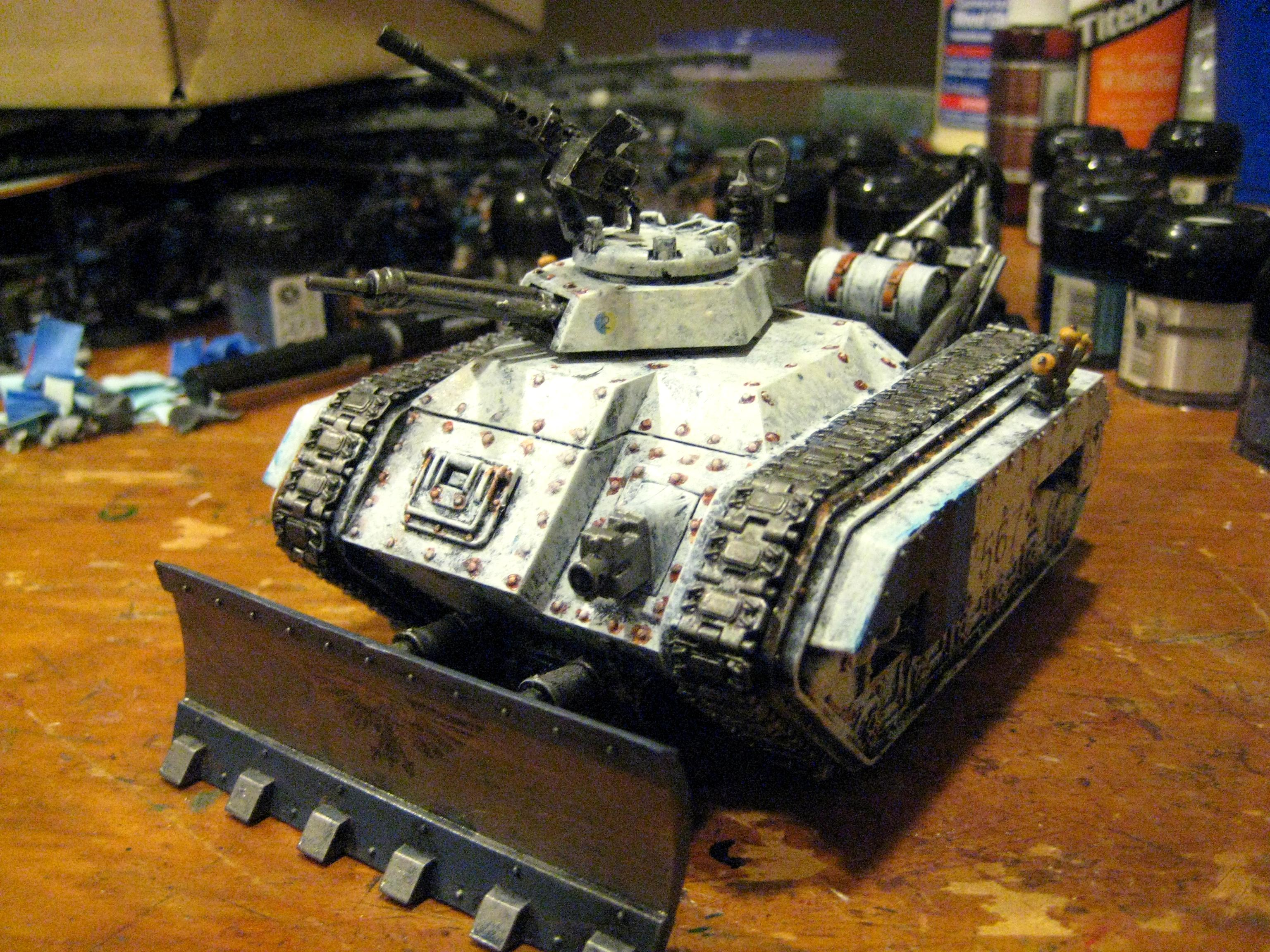 Conversion, Imperial Guard, Tank