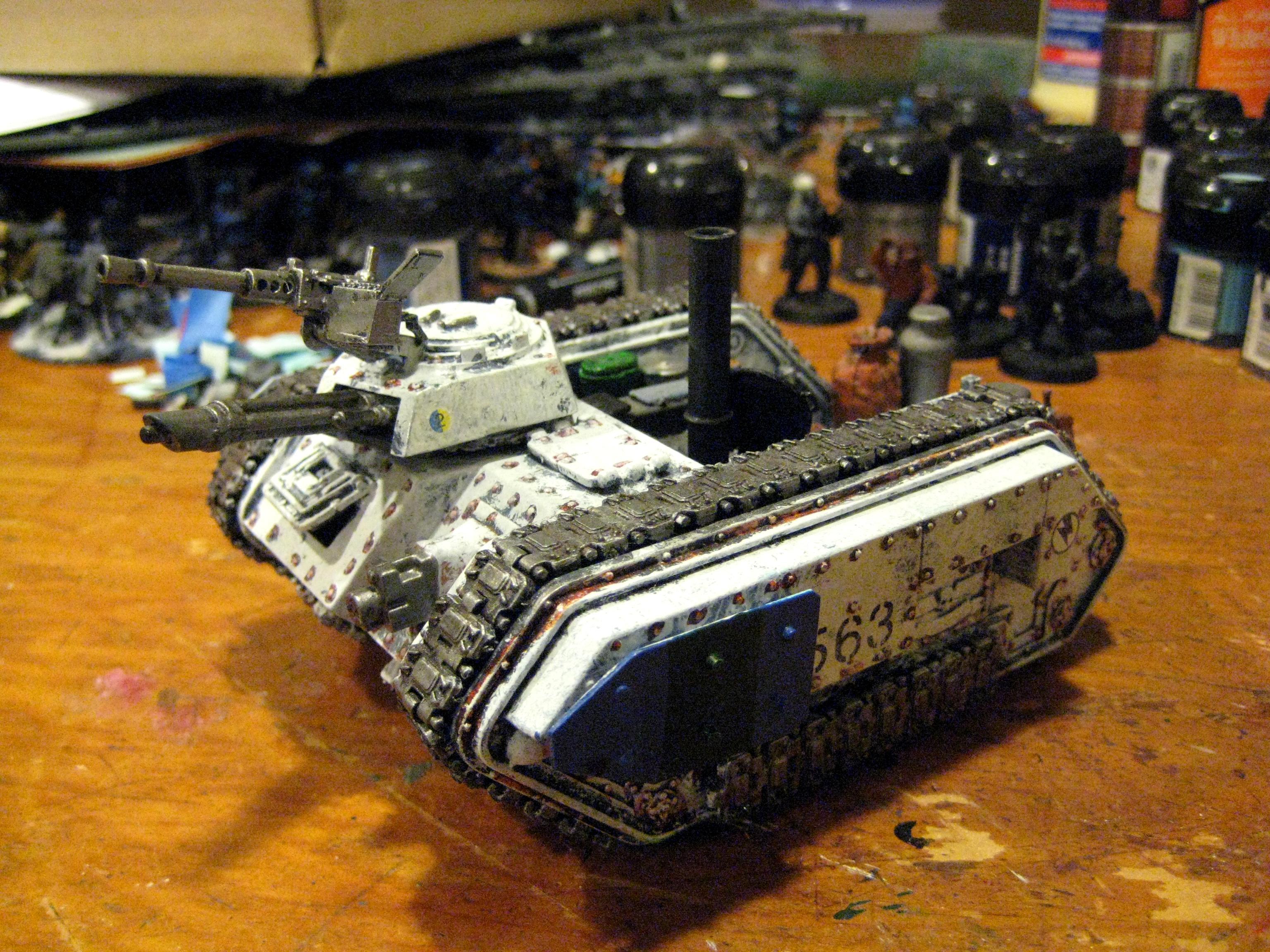 Conversion, Imperial Guard, Tank