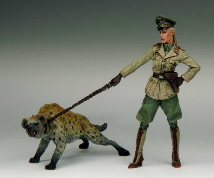 1/32 Scale, Germans, Hyena, Nazis