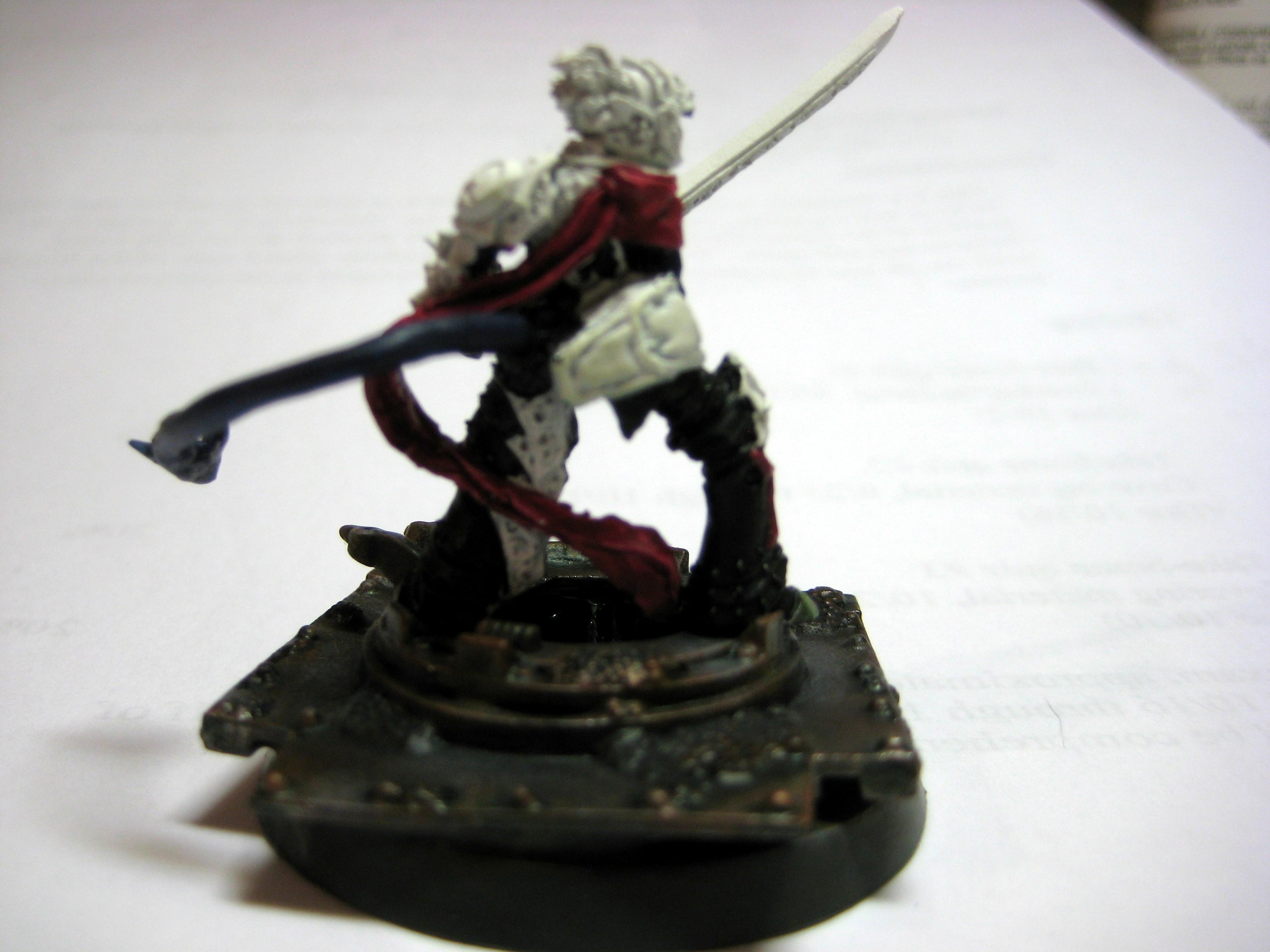 Conversion, Inquisitor, Necromunda, Wh40