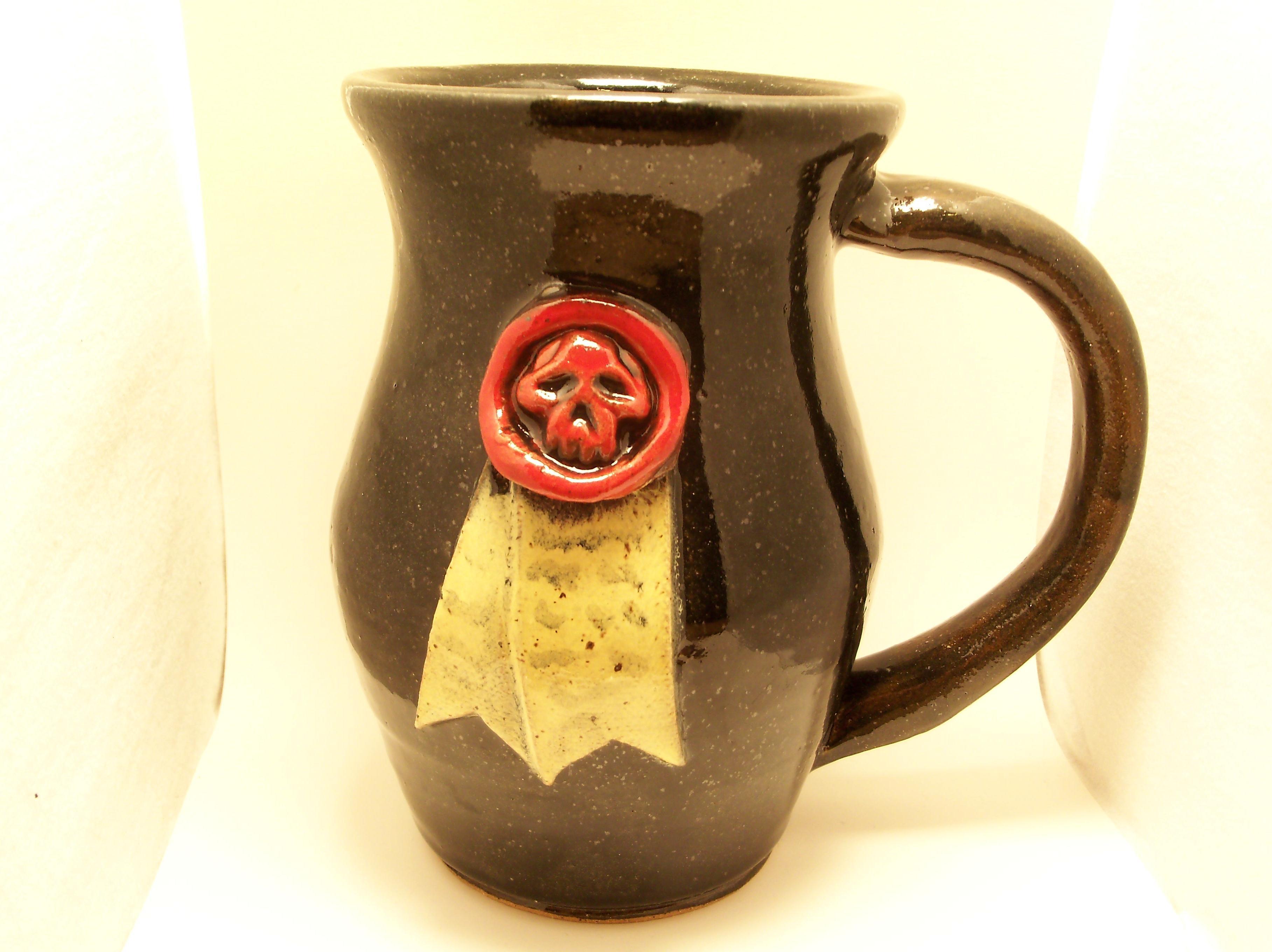 Purity Seal Beer Mug