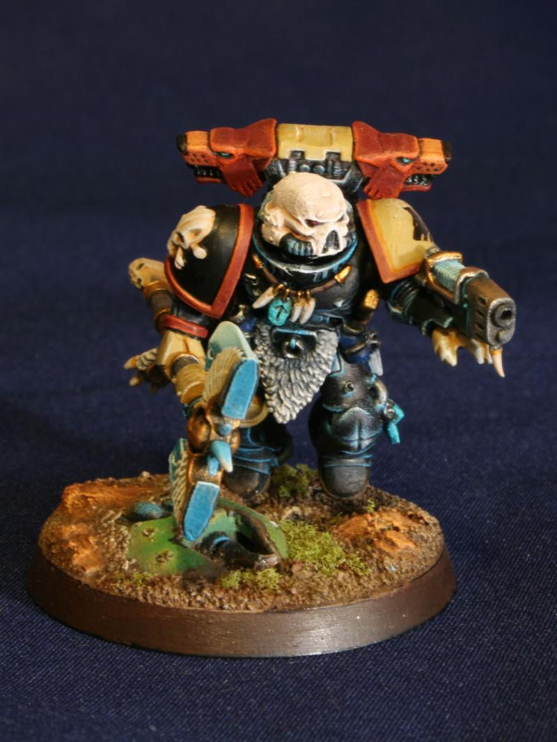 Chaplain, Space Wolves, Wolf Priest