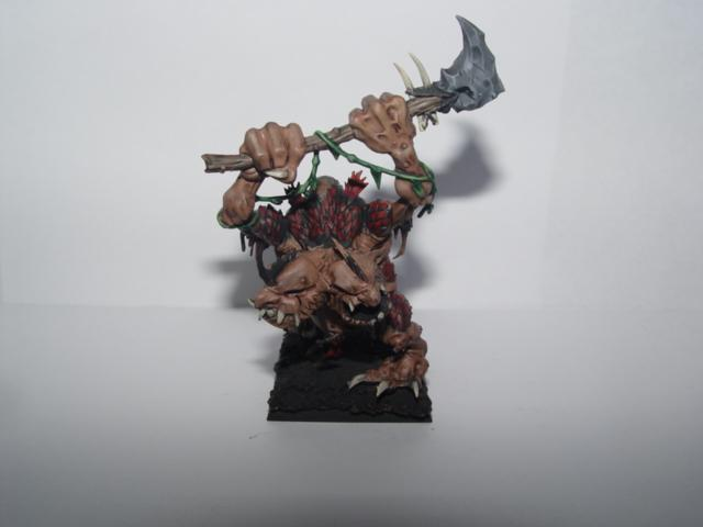 Finished Chaos Troll-4 Front
