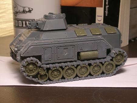 Astra Militarum, Chimera, Conversion, Death Korps of Krieg, Imperial Guard, Warhammer 40,000