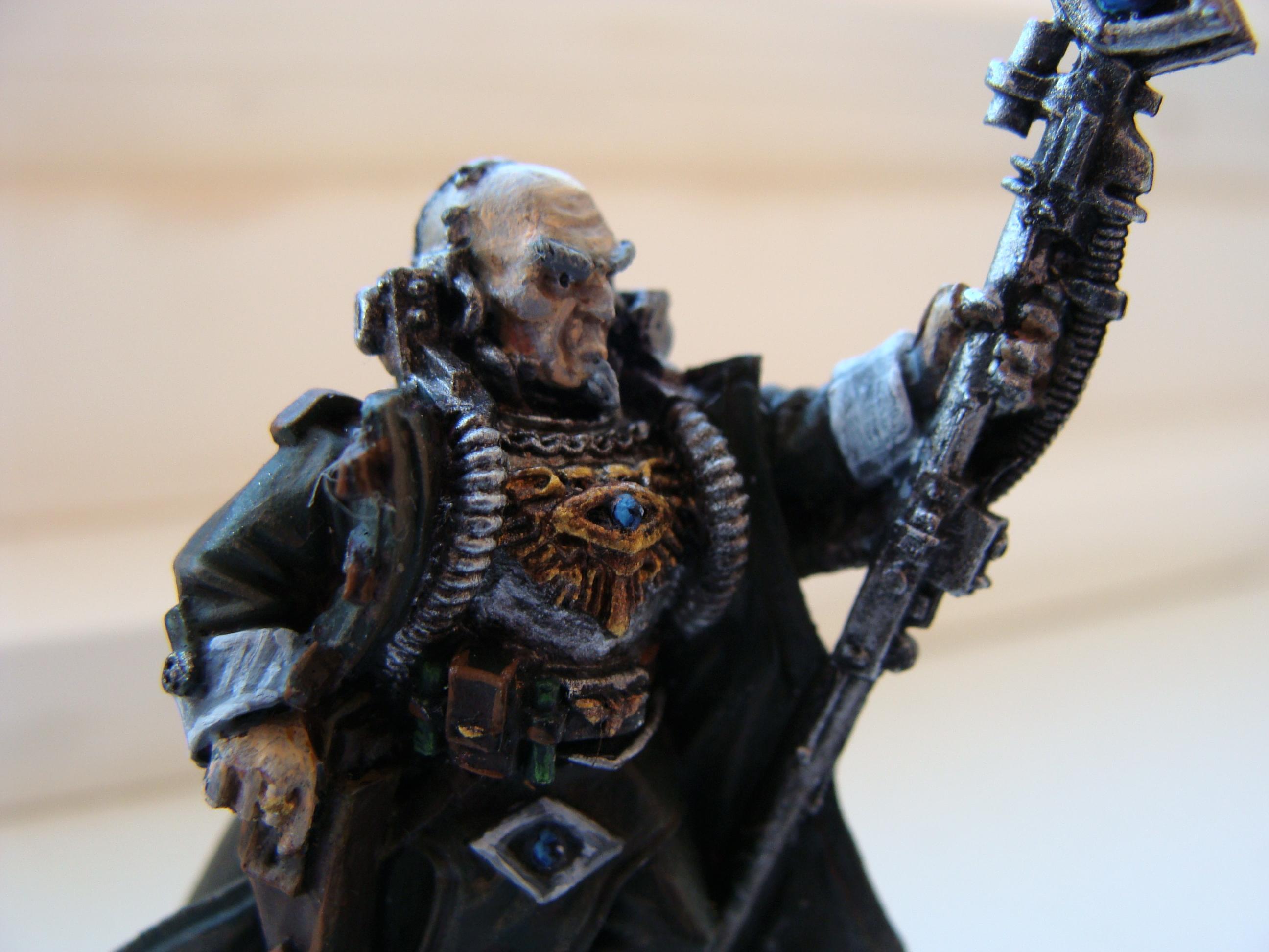 Battle Squad, Imperial Guard, Primaris Psyker, Psyker
