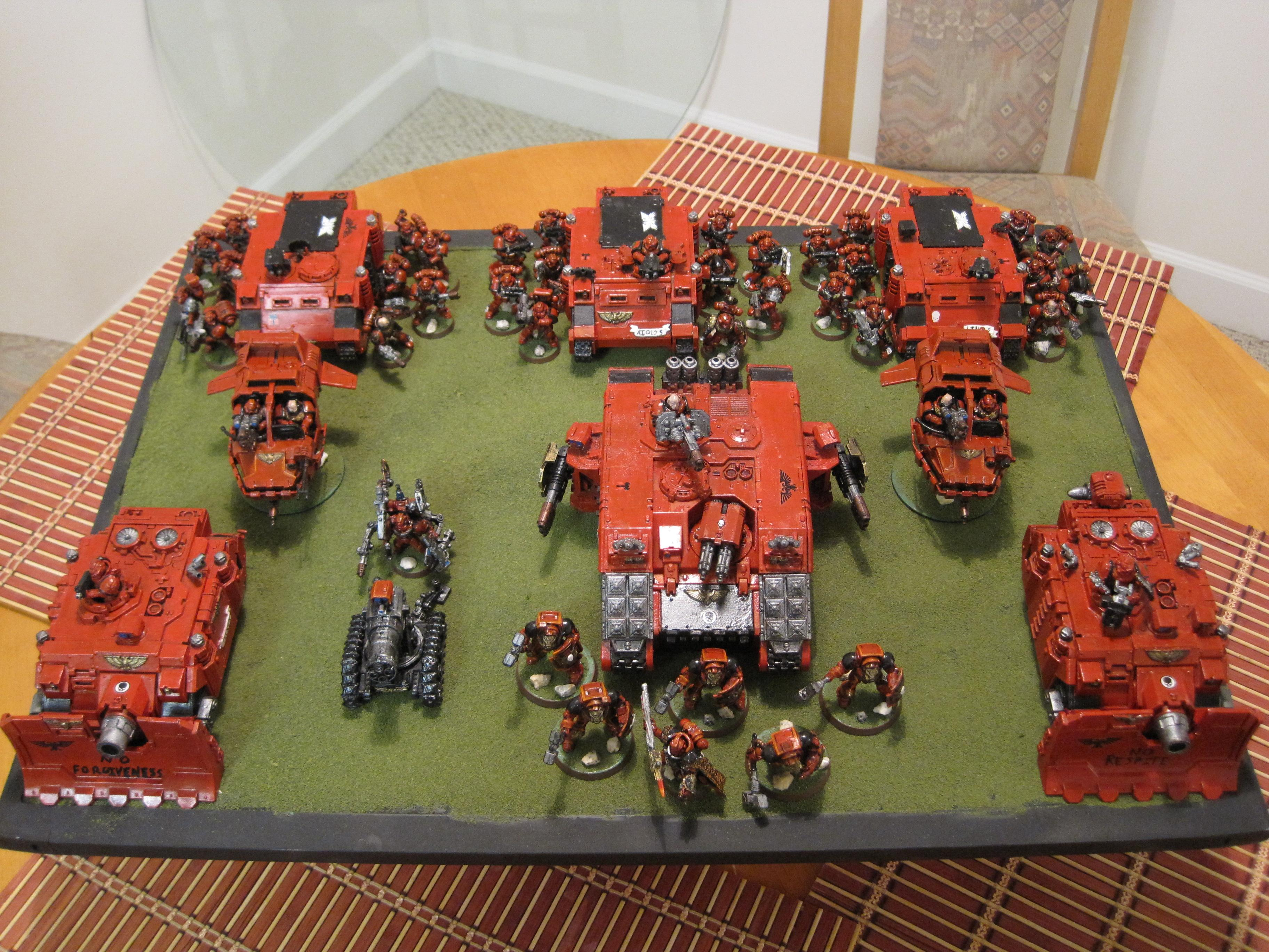 Army, Home Brew, Land Speeder, My Old Army, Self Made Chapter, Space Marines, Warhammer 40,000