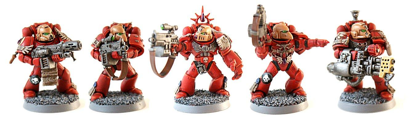 Blood Angels, Dreadnought, Librarian, Master, Ravenwing, Space, Space Marines, Sternguard