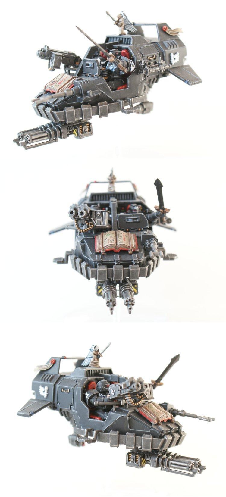 Master, Ravenwing, Space, Space Marines