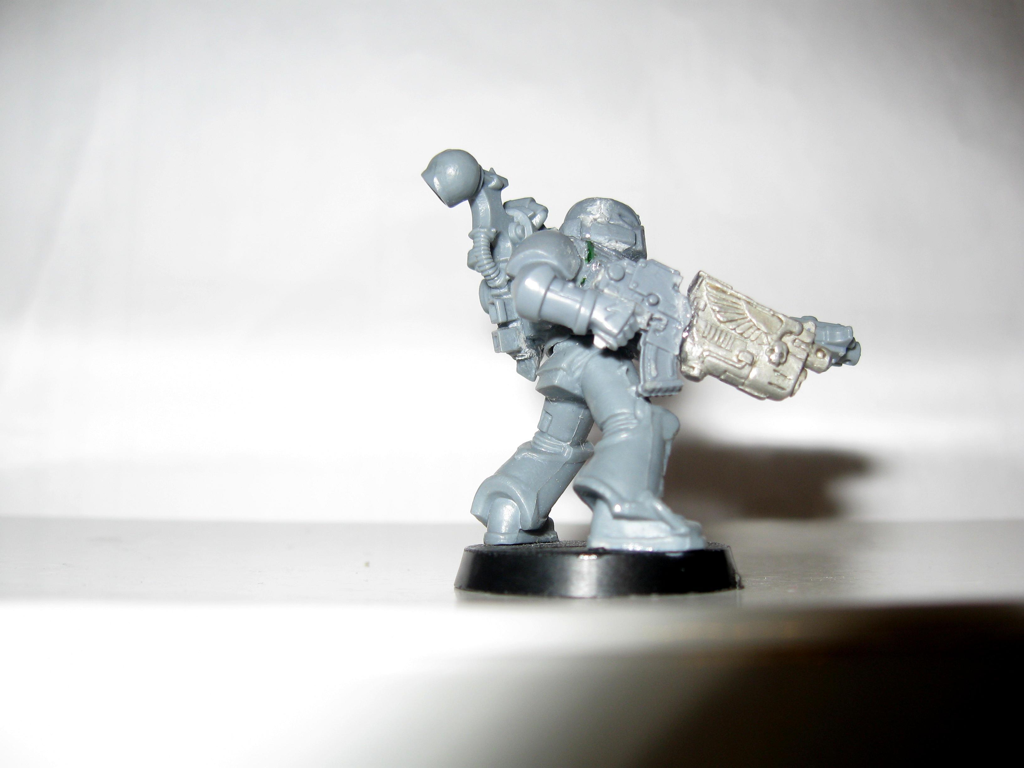 Stern Guard Bad Broken weapon!