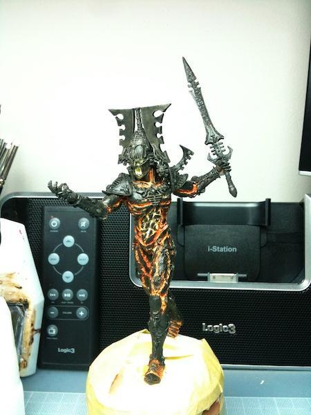 Avatar Of Khaine, Eldar