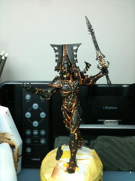 Alaitoc, Avatar, Eldar, Forge World, Warhammer 40,000