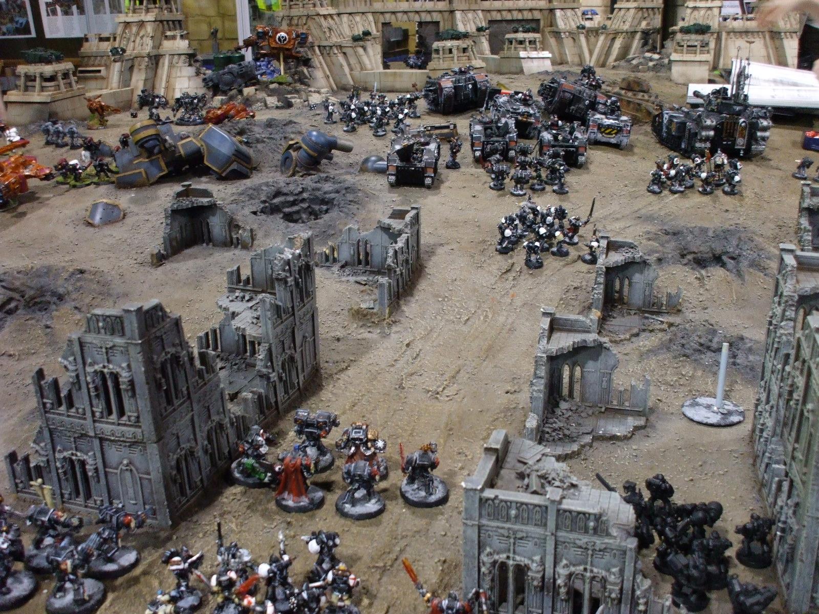 Apocalypse, Black Templars, Tau, Ultramarines