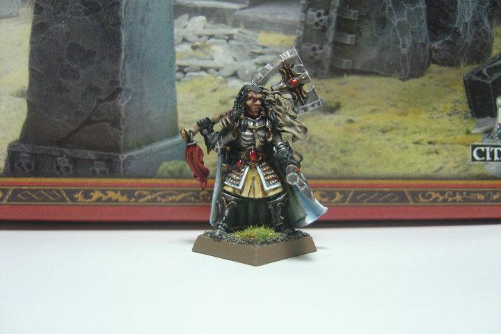 Captain, High Elves, Korhil, Warhammer Fantasy, White Lions