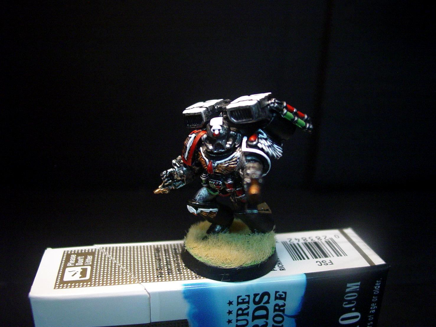 Blood Angels, Jump Pack, Sanguinary