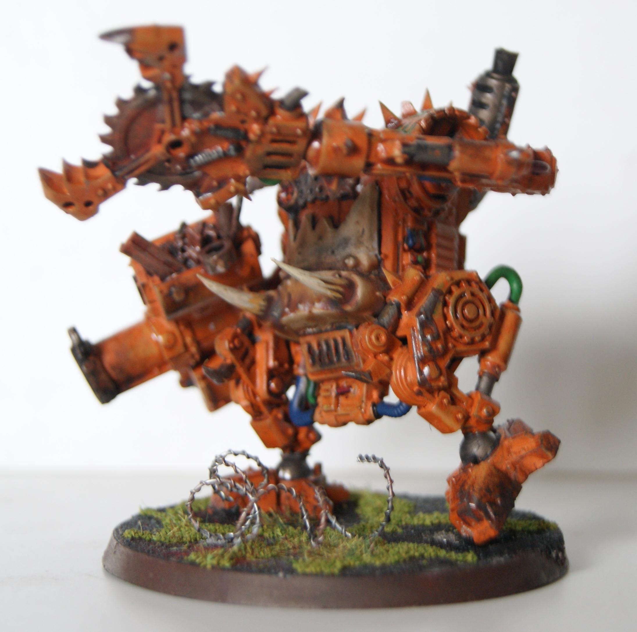 Conversion, Grot Rebellion, Grot Rebels, Killa Kan, Warhammer 40,000
