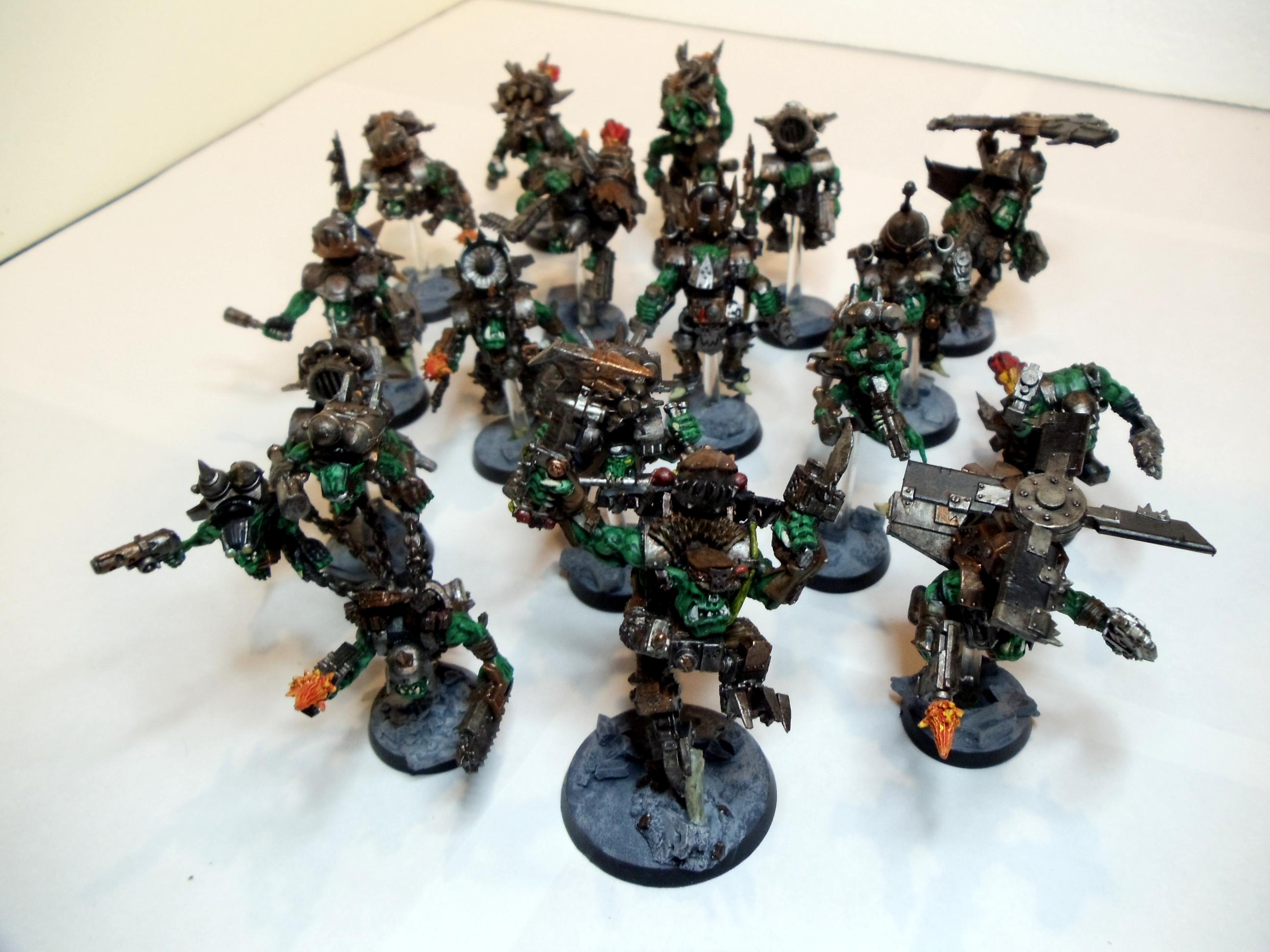Flying, Orks, Stormboy, Stormboyz