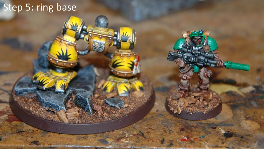 Base, Fall, High Plains, Steppes, Tutorial, Warhammer 40,000