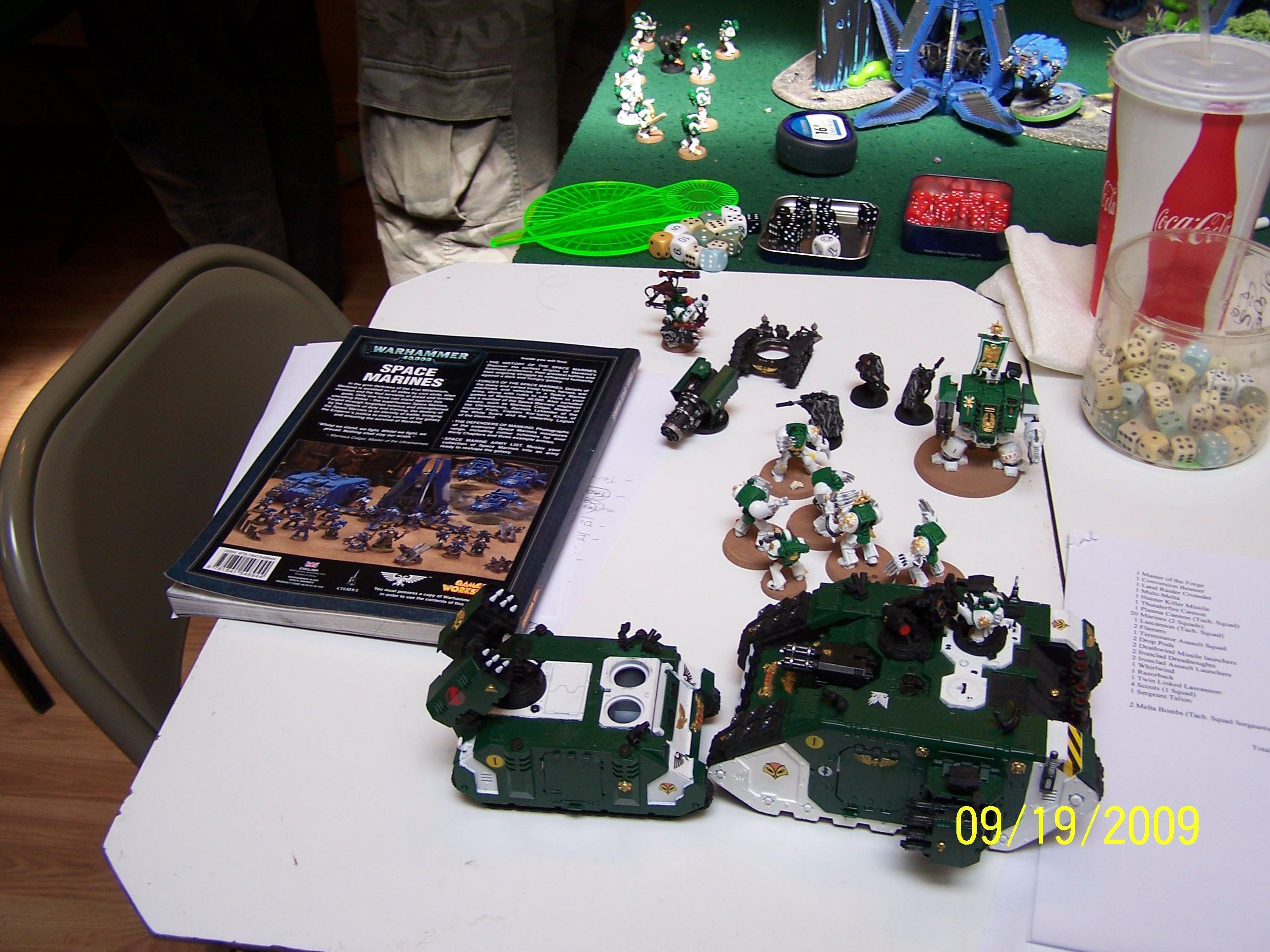 Mentor Marine, Spacemarine, Warhammer 40,000