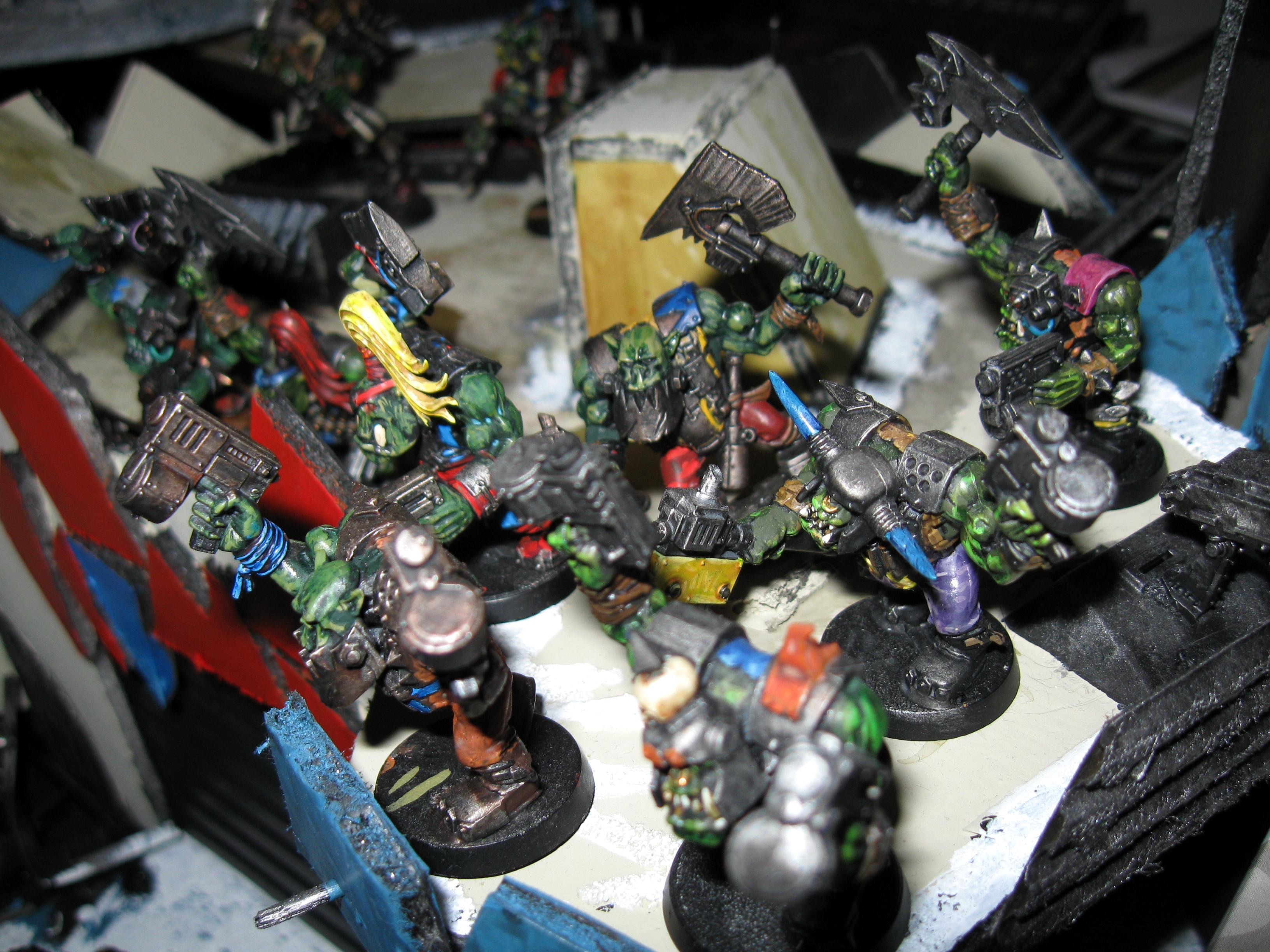 Boy, Orks, Warhammer 40,000