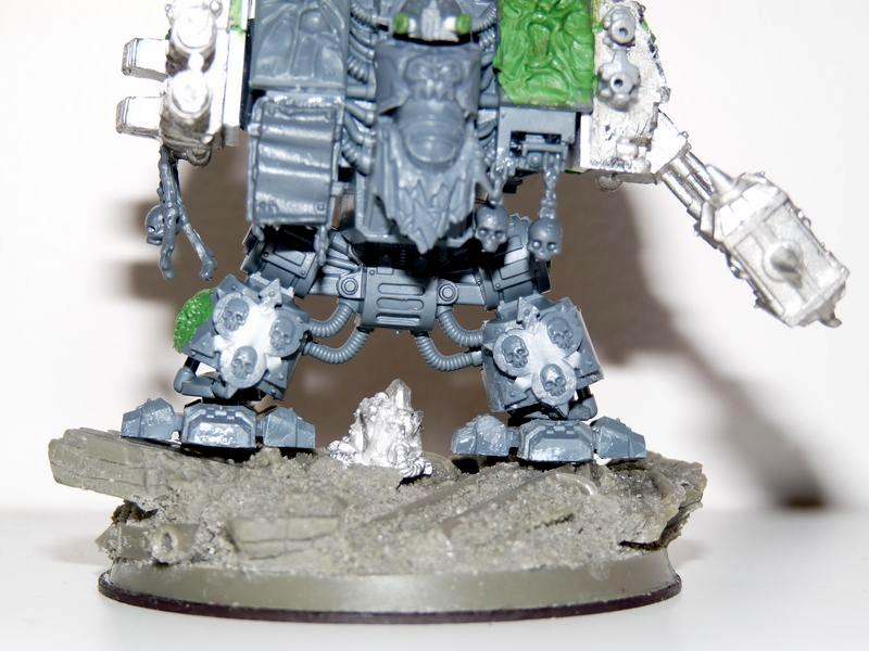 Chaos Space Marines, Conversion, Nurgle, Warhammer 40,000