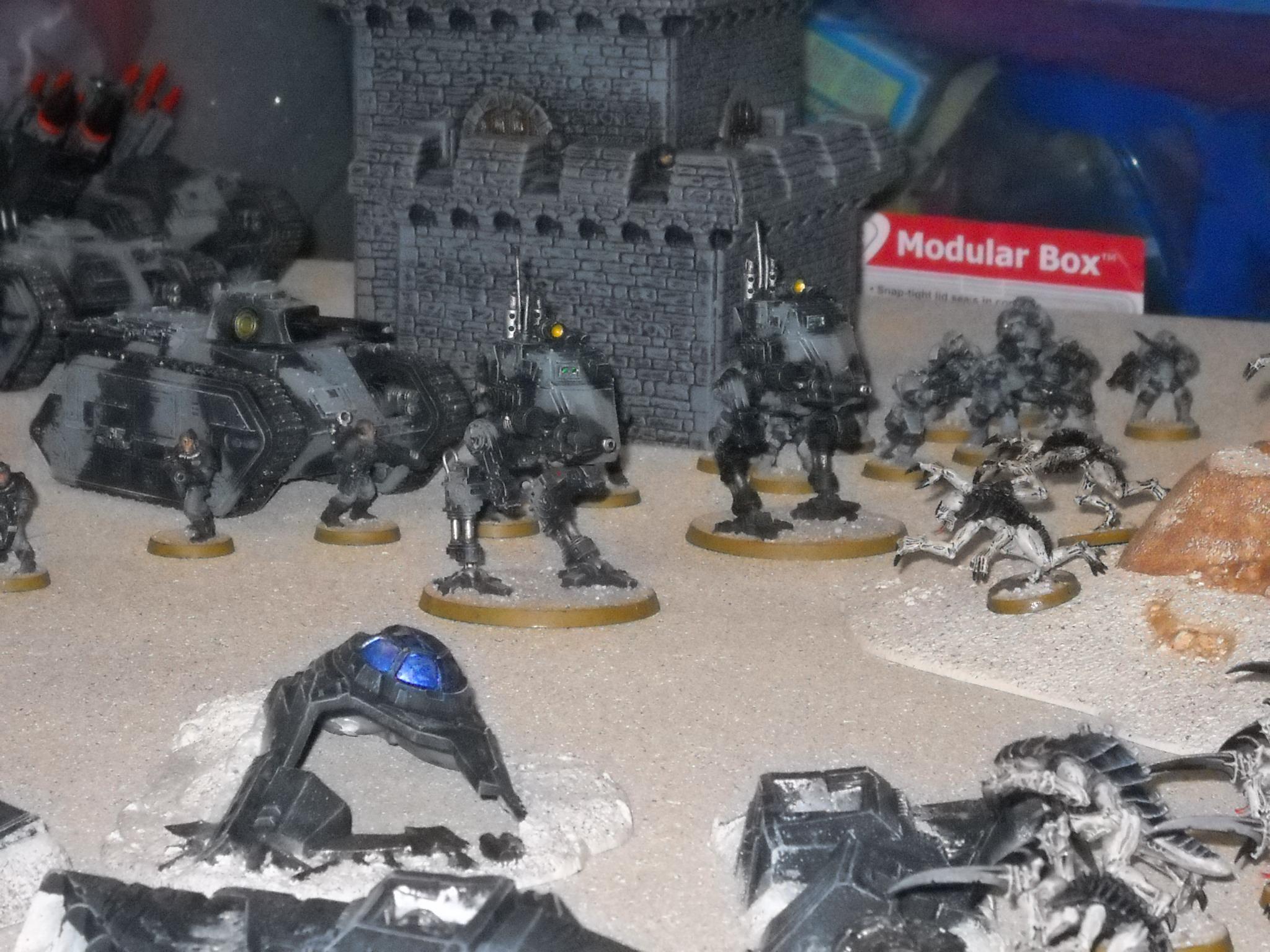 Guard, Tyranids