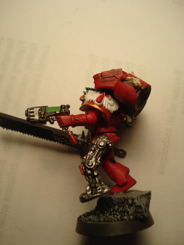 Assault Marines, Bionics, Blood Angels, Space Marines, Vanguard, Veteran, Warhammer 40,000