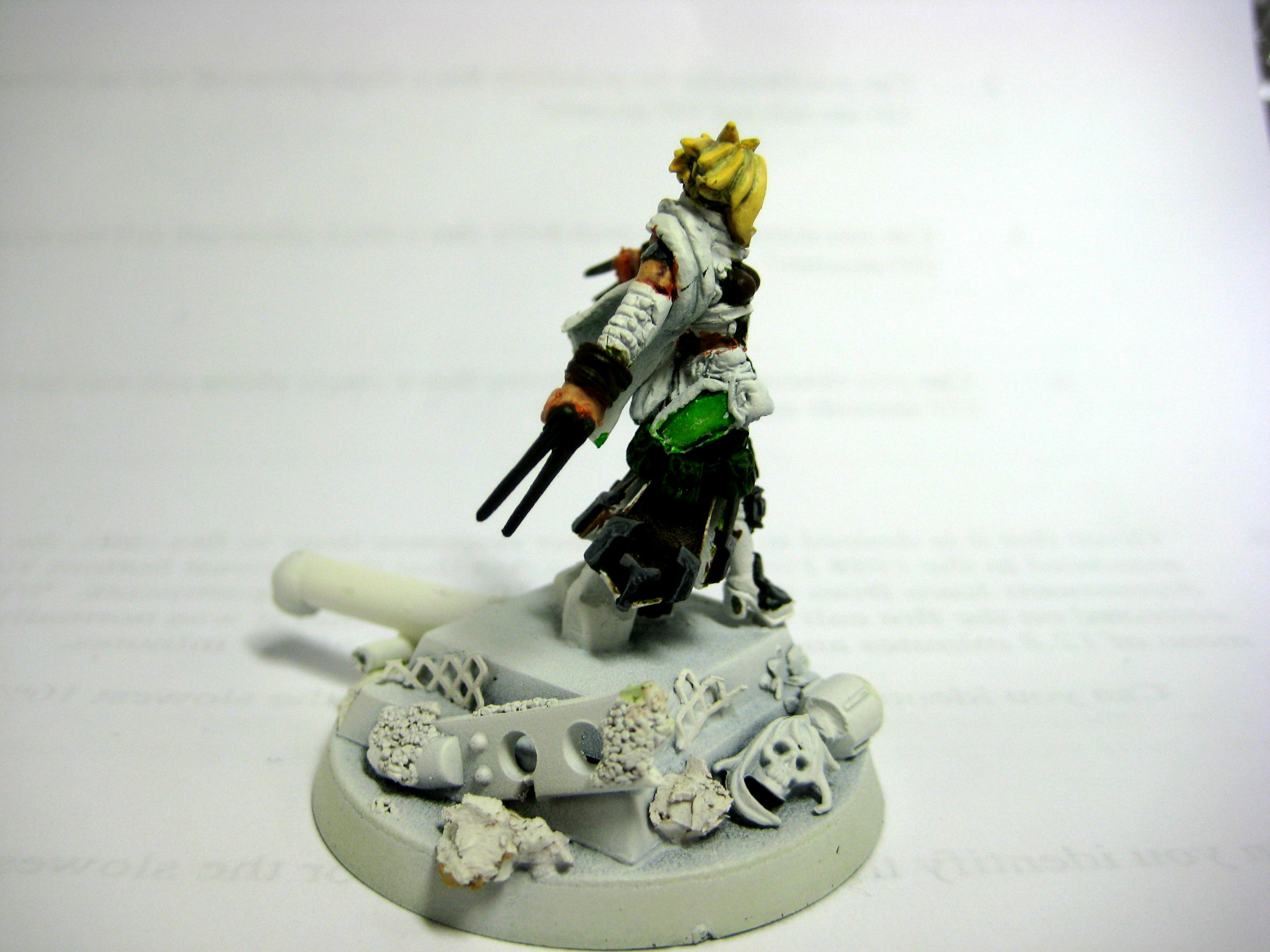 Conversion, Inquisitor Wip, Necromunda, Warmachine