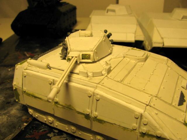 3rd, Belgium, Camouflage, Chimera, Conversion, Darkon, Ifv, Imperial Guard, Puma, Scratch, Scratch Build, Veteran, Warhammer 40,000, Work In Progress