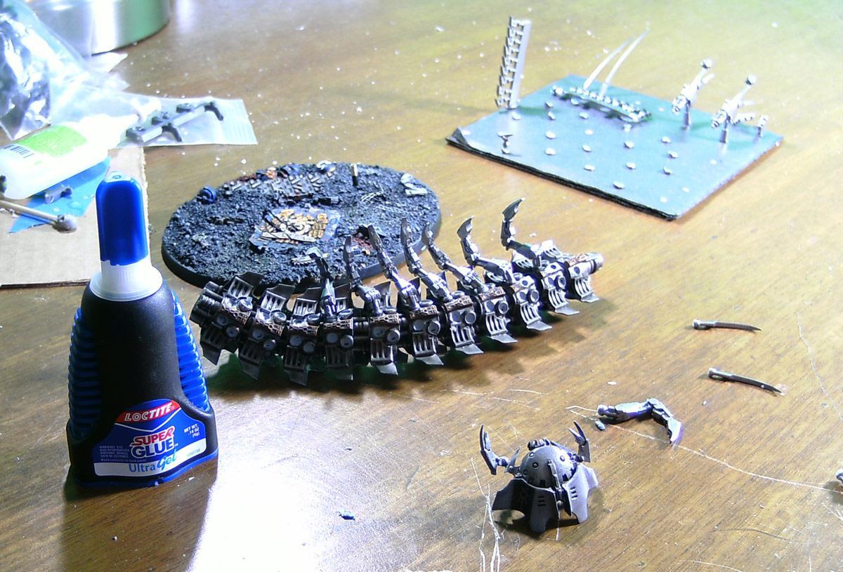 Forge World, Necrons, Ouze, Tomb Stalker, Warhammer 40,000