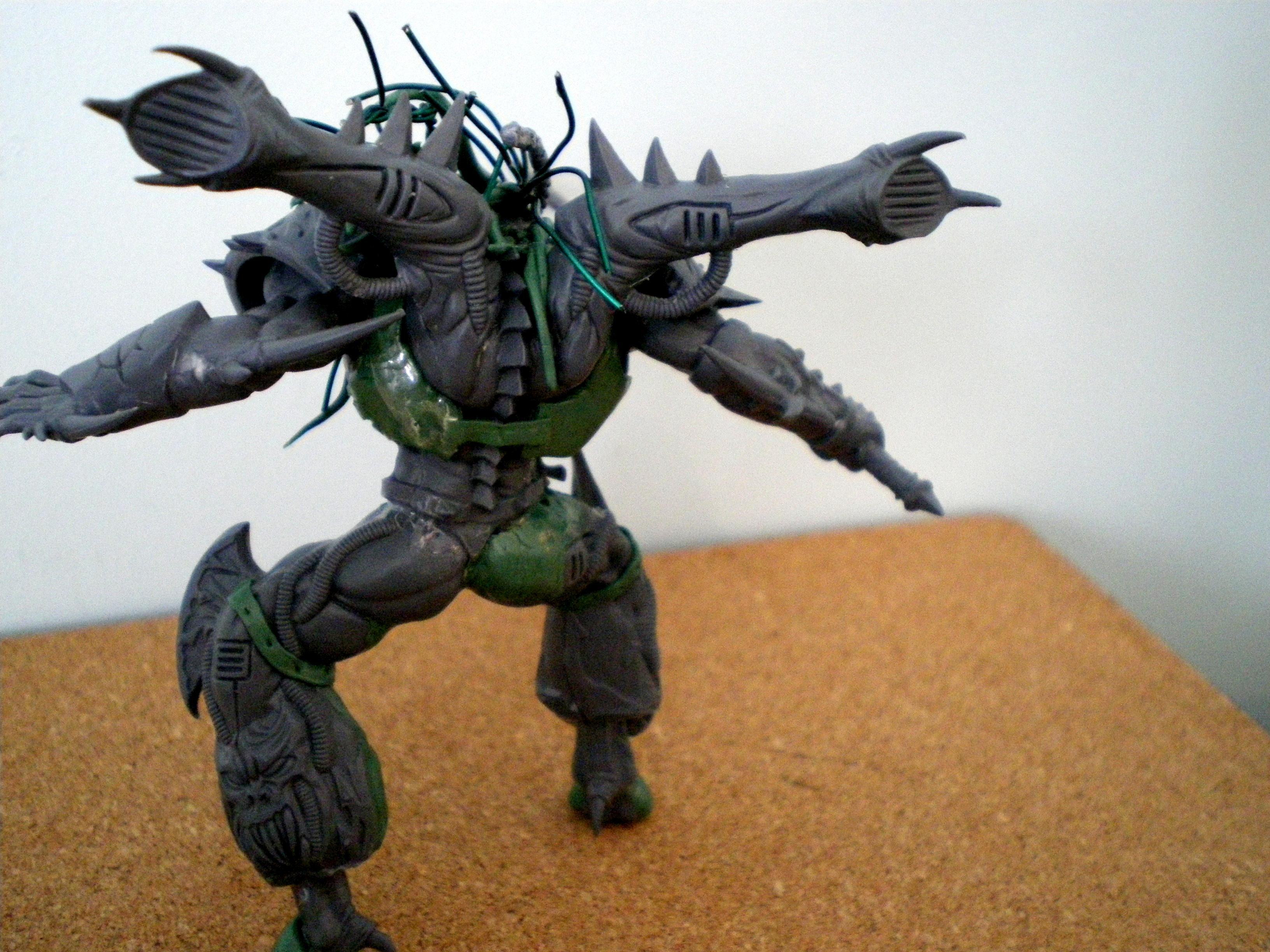 Angron, Daemon Prince