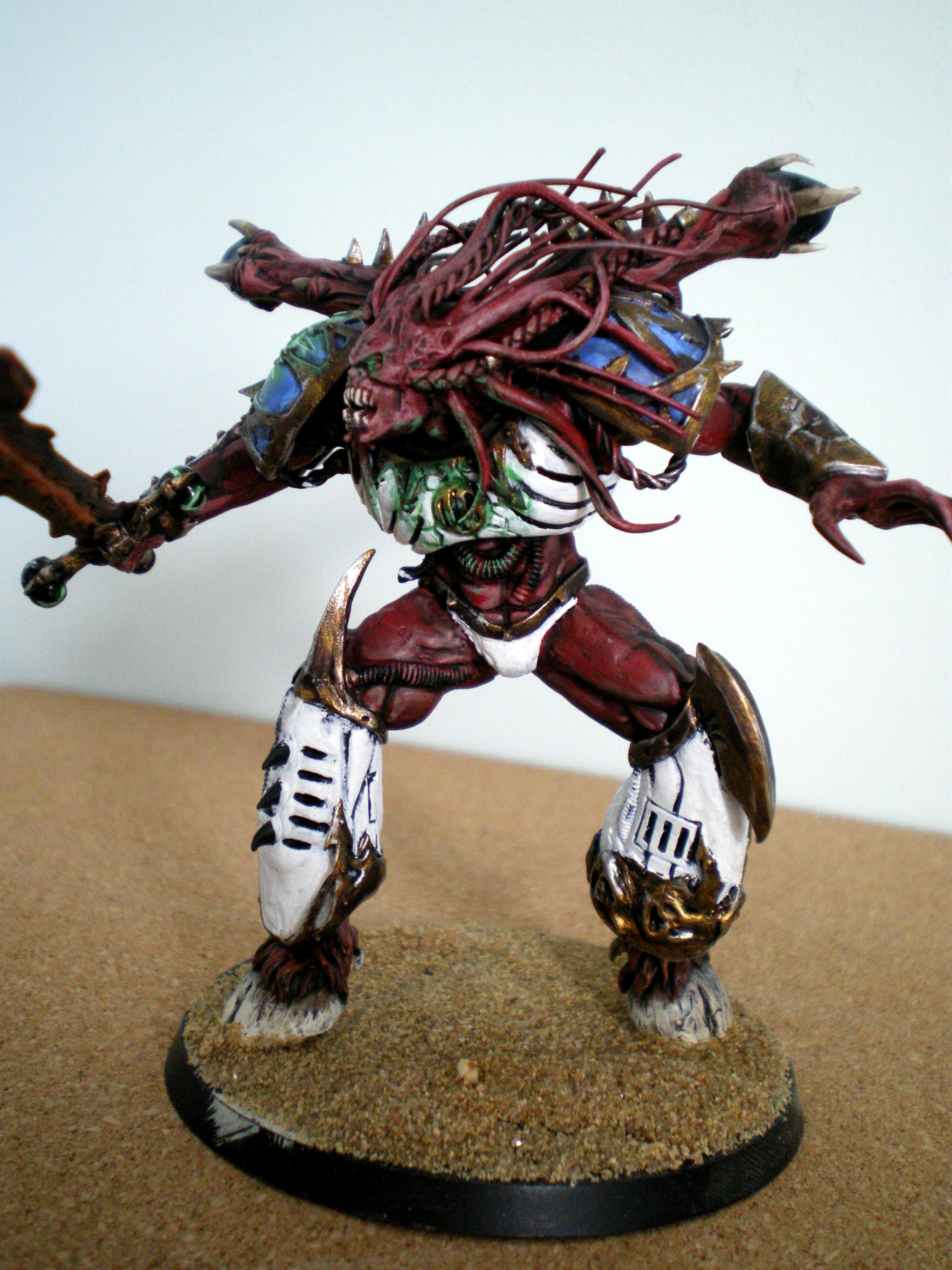 Angron, Chaos Space Marines, Daemon Prince, World Eaters