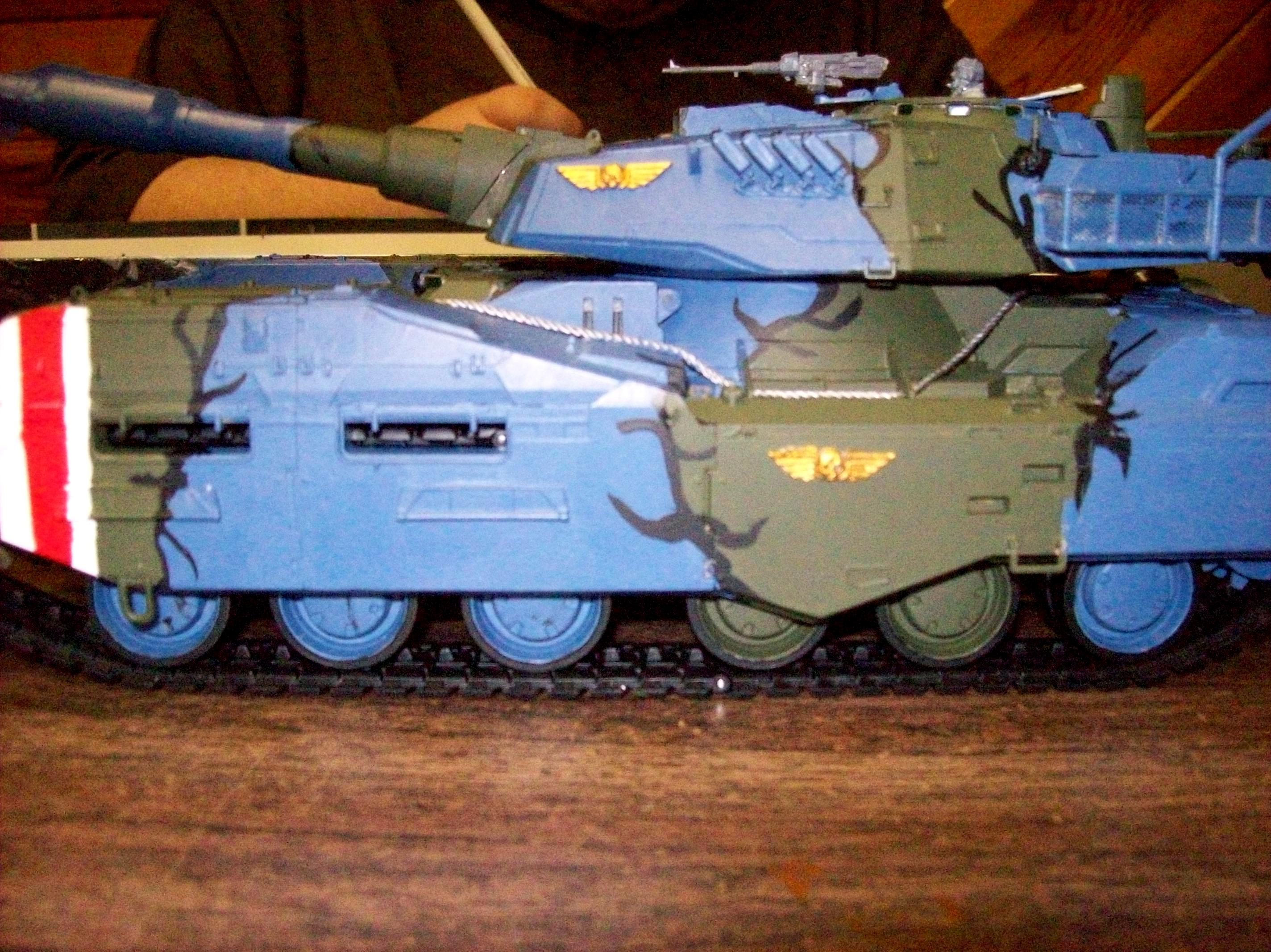 Camouflage, Conversion, Gundam, M61a5, Super-heavy, T-61a5, Tank, Type 61, Type 61a5
