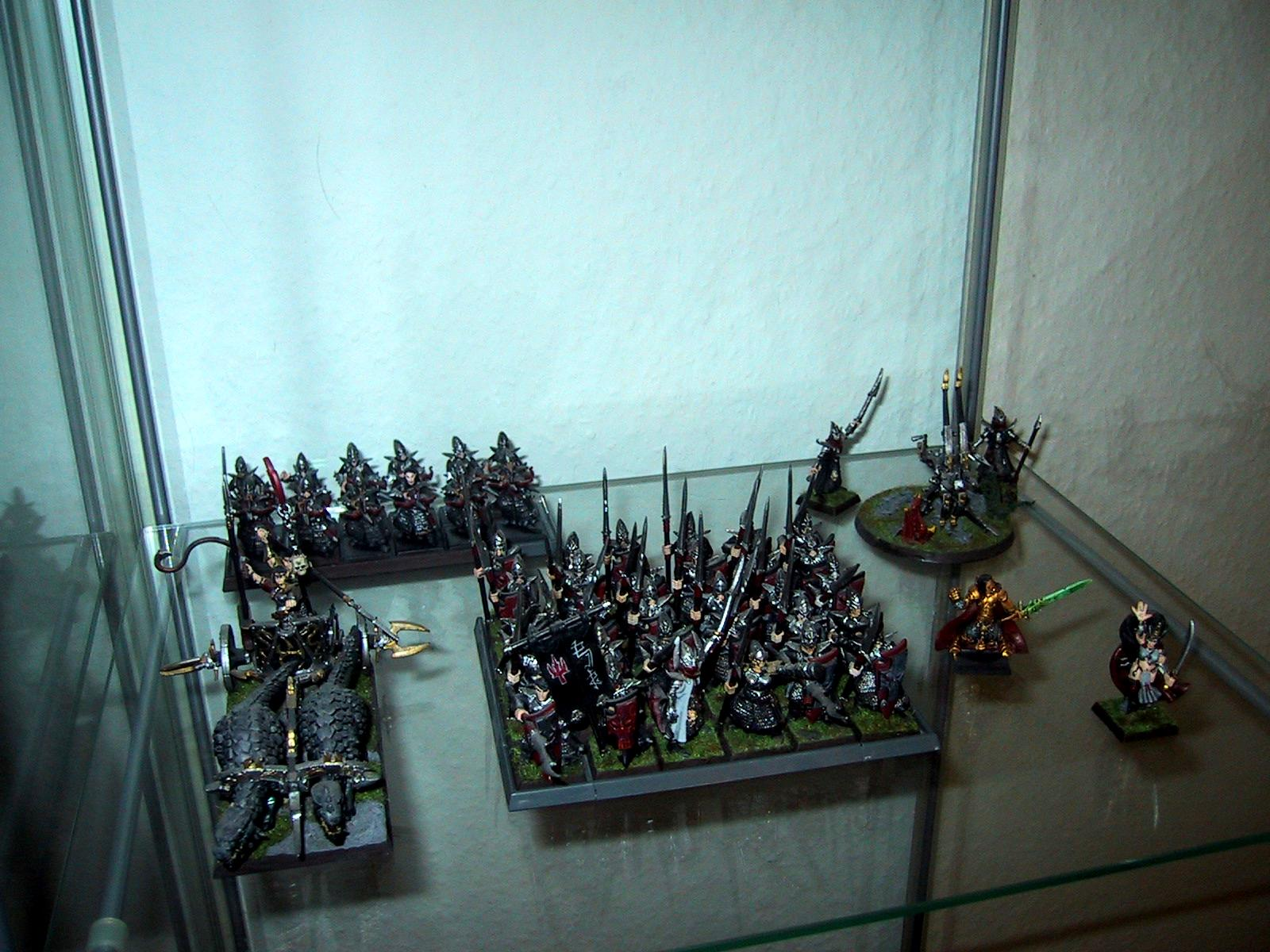 Dark Elves, Druchii, Druchii Army - Part 1