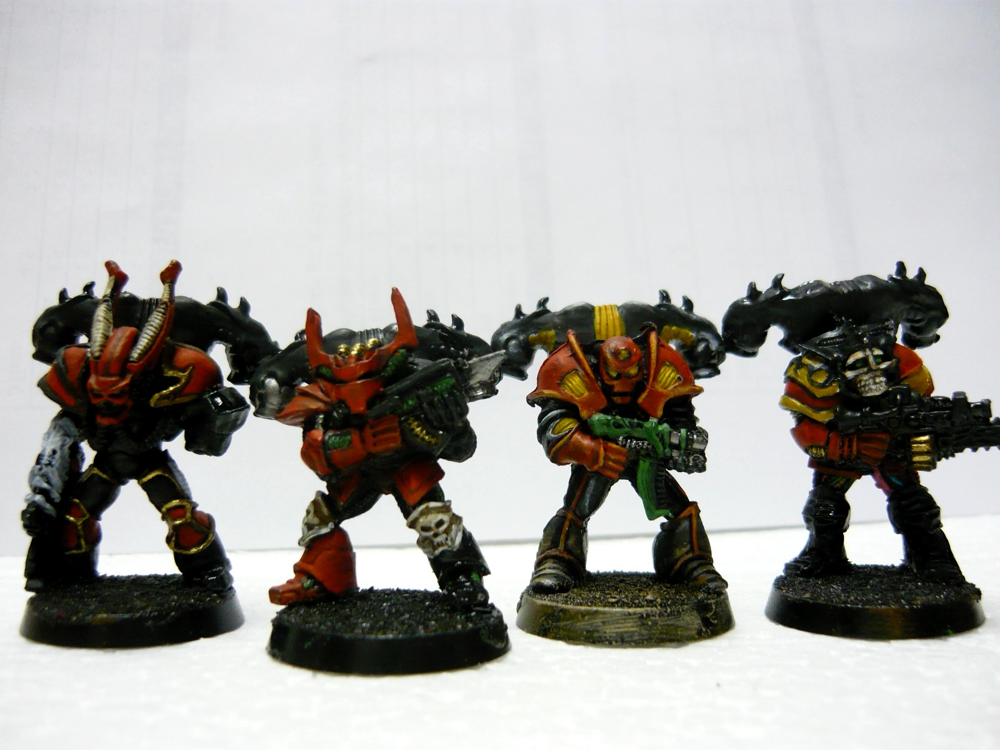 Chaos, Chaos Space Marines, Khorne, Out Of Production, Rogue Trader
