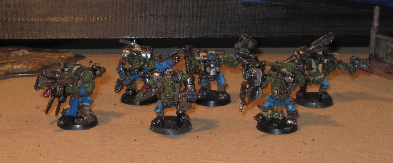 Assault On Black Reach, Conversion, Nob, Orks