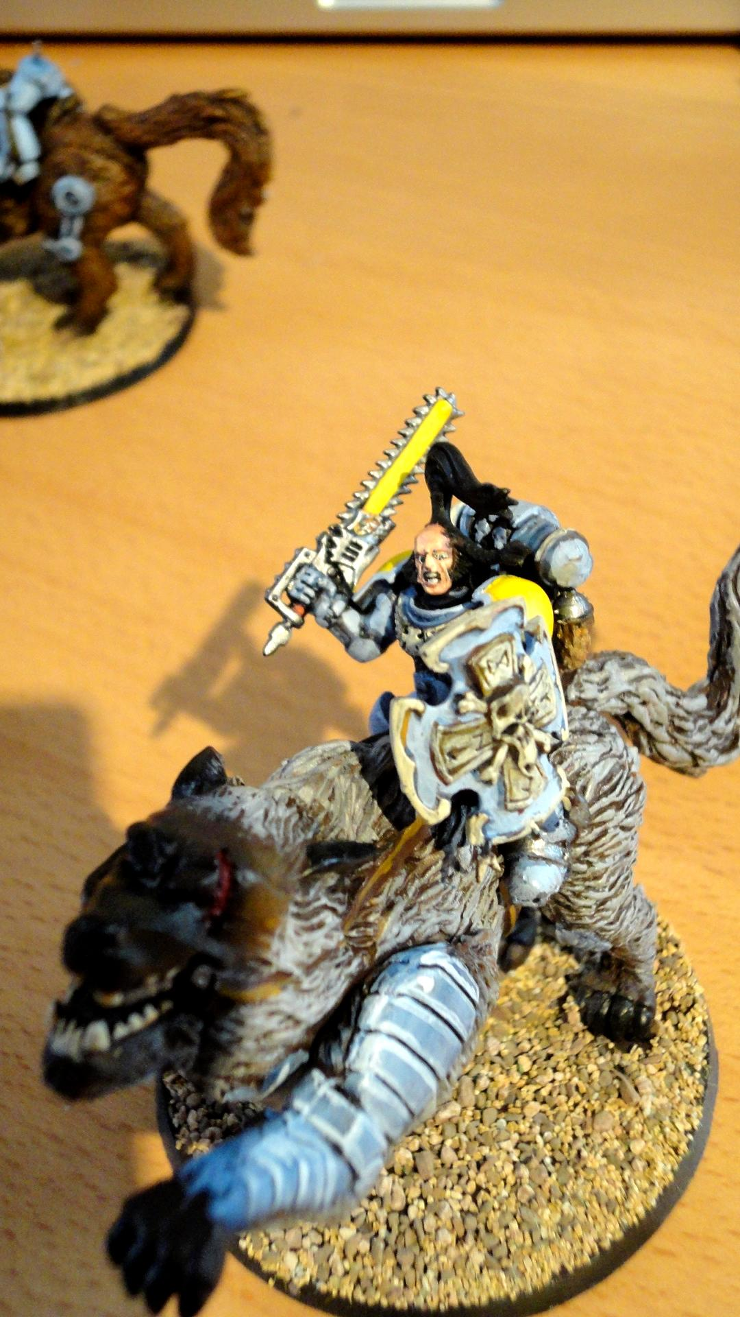 Space Wolves, Thunder Wolf