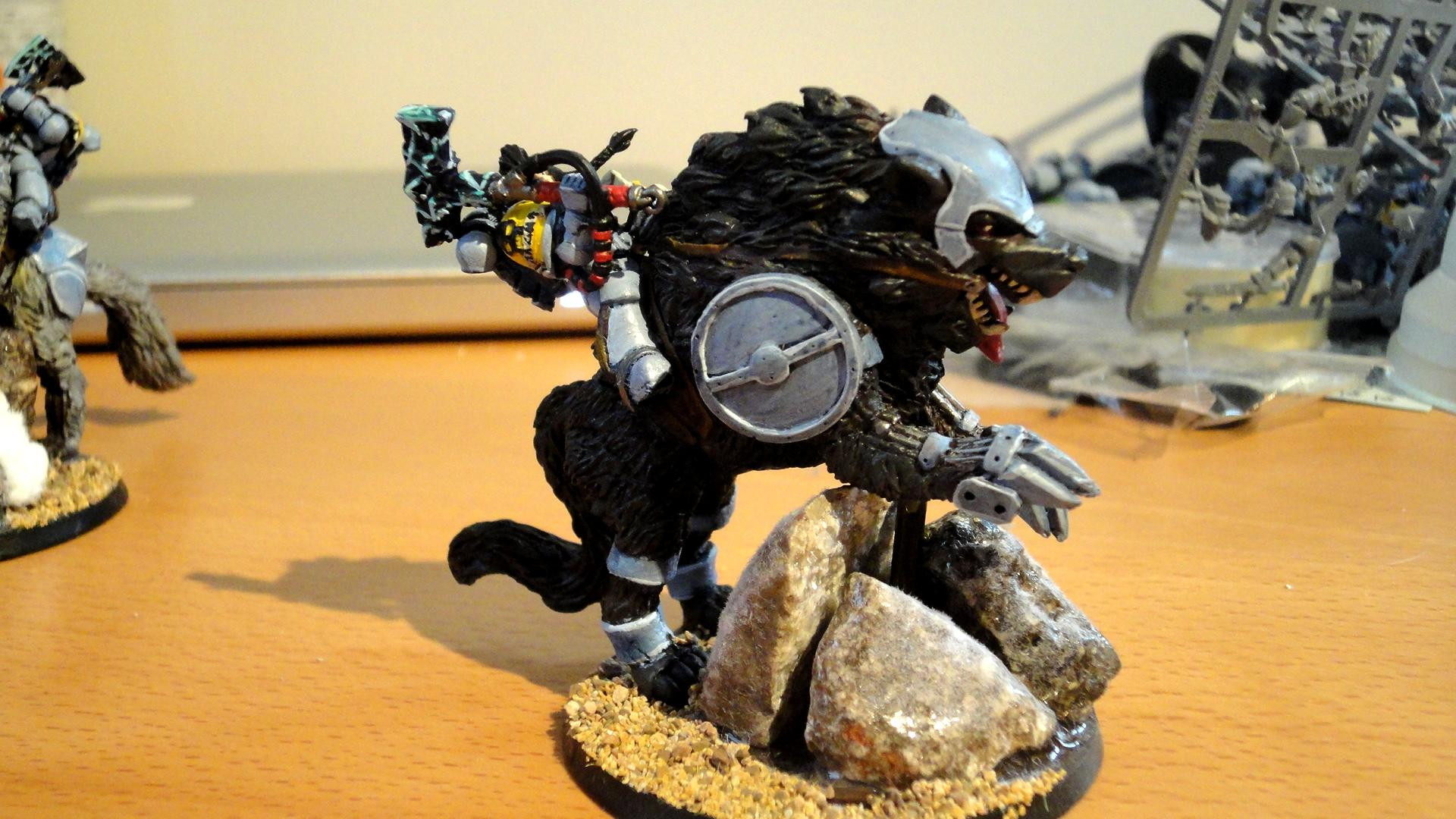 Space Wolves, Thunderwolf, Warhammer 40,000