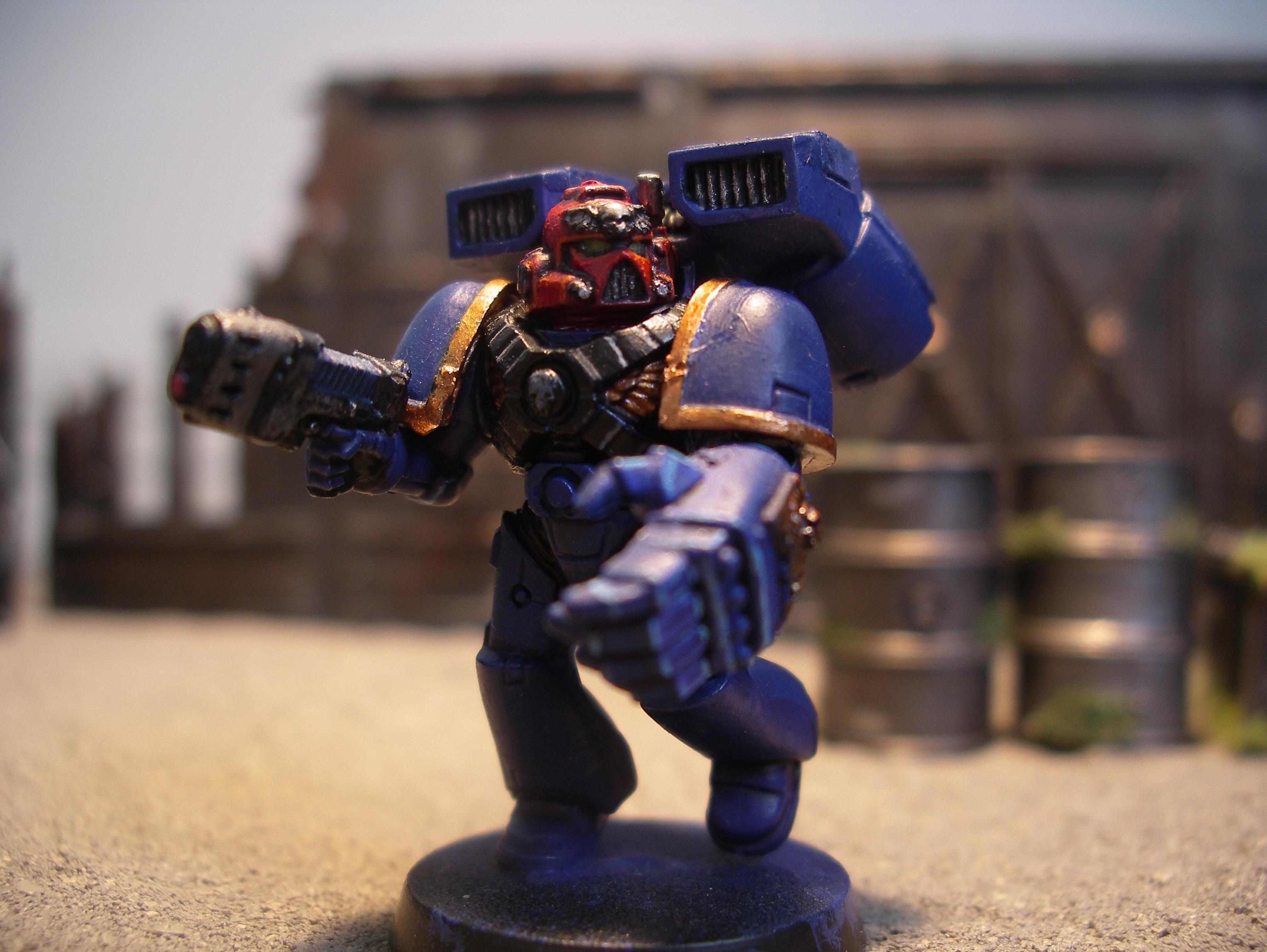 Assault Sgt