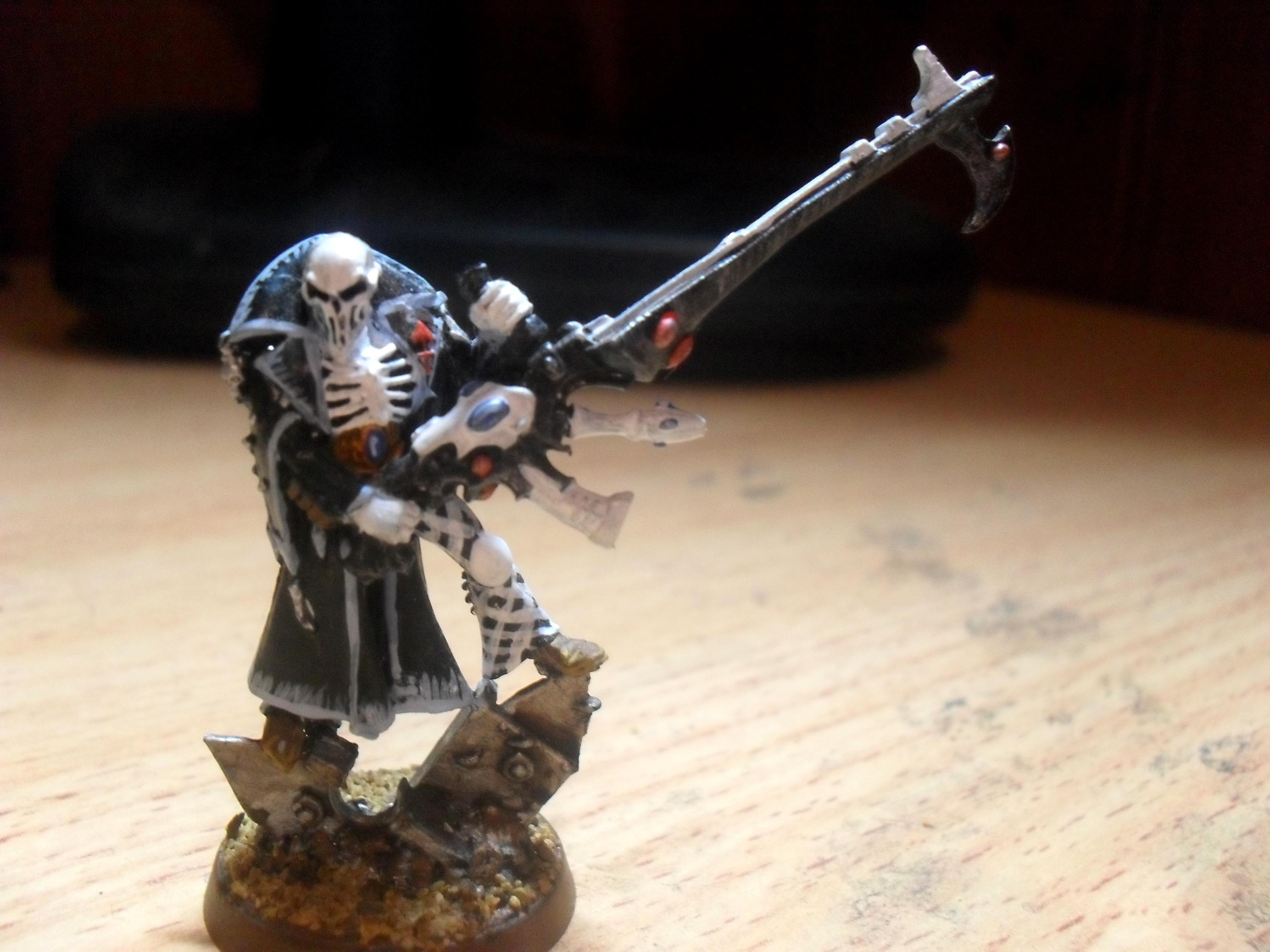 Craftworld, Death, Eldar, Harlequins, Jester, Warhammer 40,000