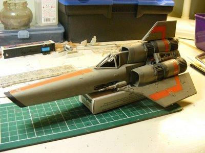 Battlestar Galactica, Flyer, Viper