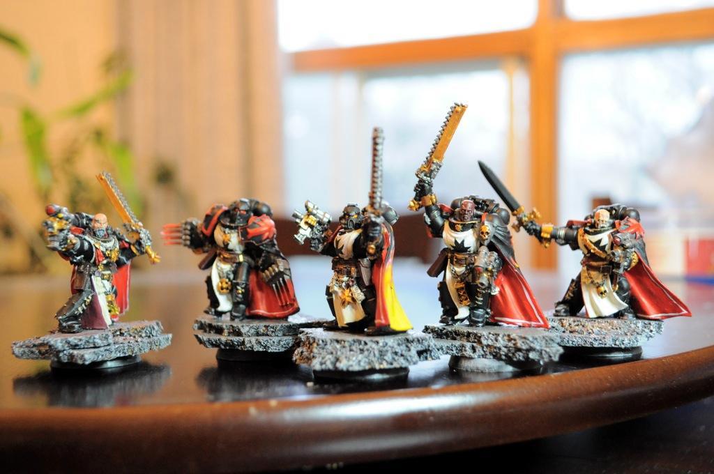 Army, Artwork, Assault On Black Reach, Black Templars, Dreadnought, Photo, Space Marines, Swordbrethren, Work In Progress