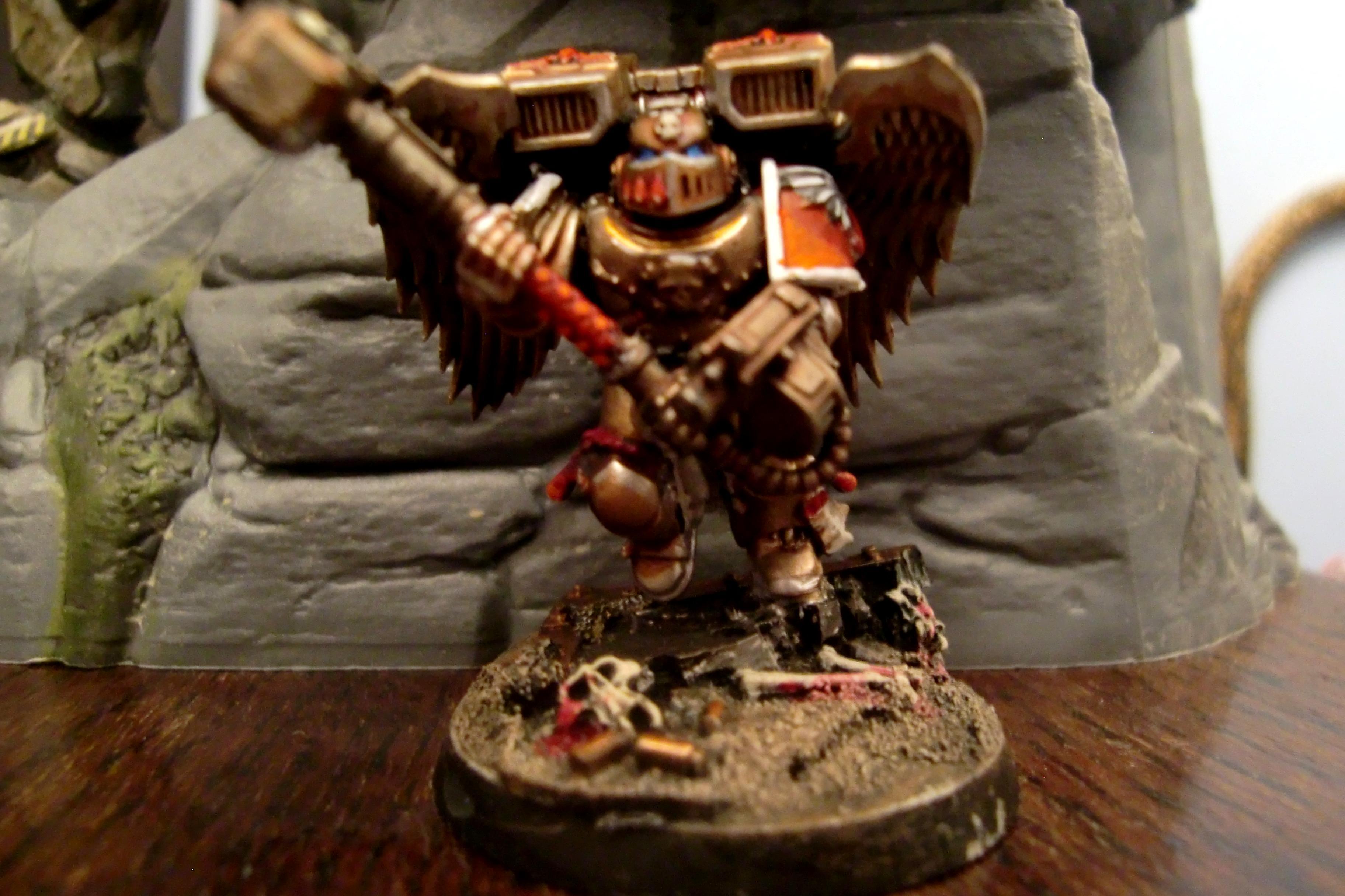 Blood Angel Commander