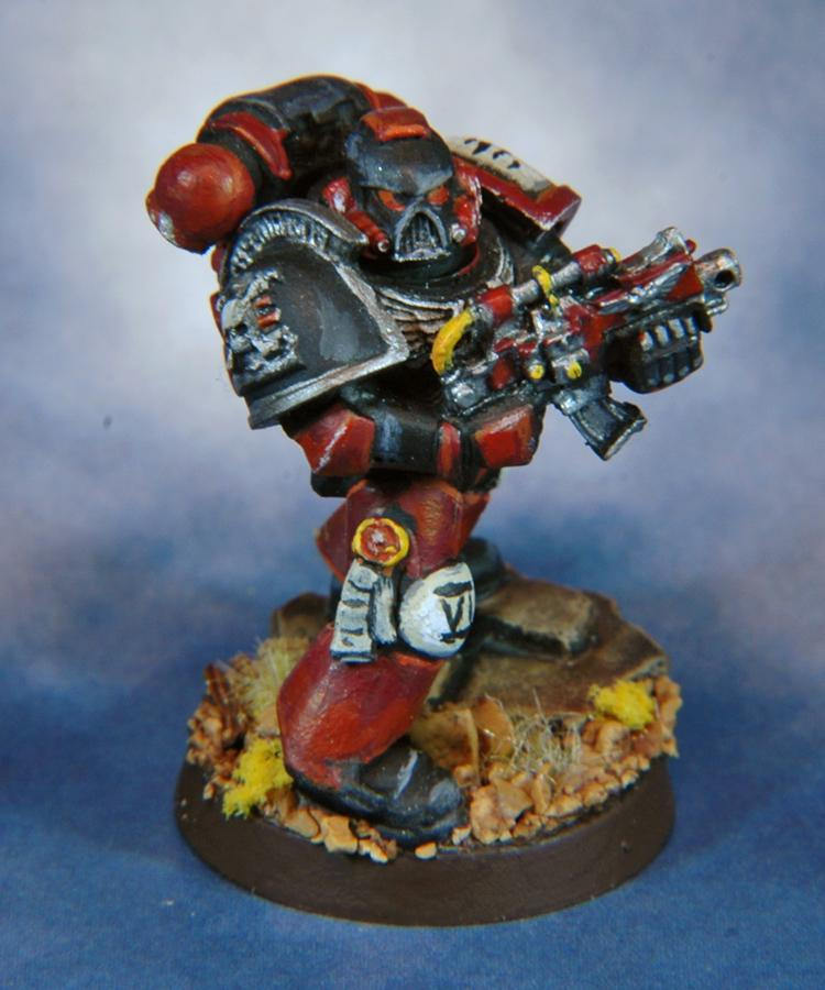 Deathwatch, Great Marine Swap, Omega Raptor, Space Marines, Warhammer 40,000