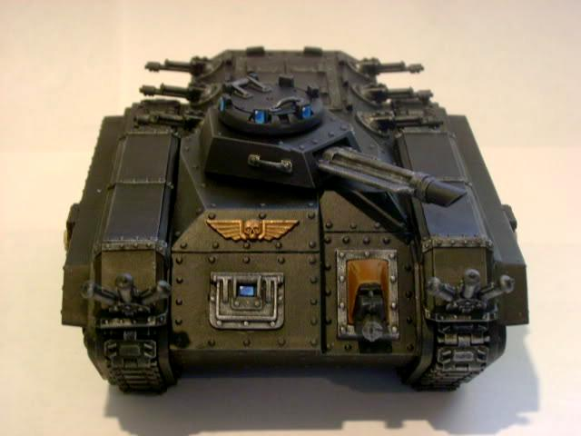 Black, Chimera, Inquisitorial, Special Ops